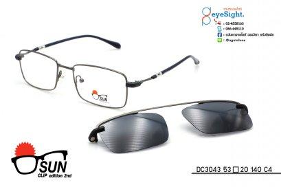 glasses SUN CLIP DC3043 53[]20 140 C4